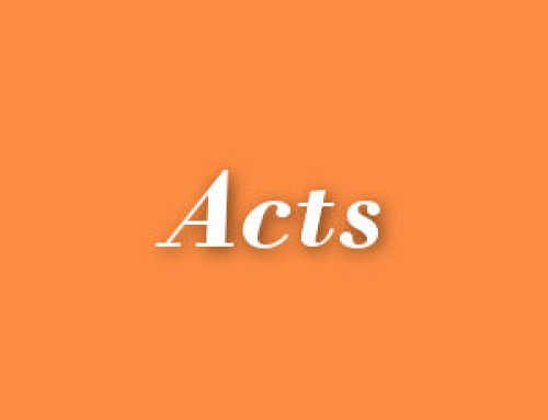 Acts – Word on Fire